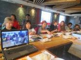 Toronto Kampala Live Feed Sushi Class
