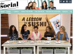 The Social Sushi Lesson