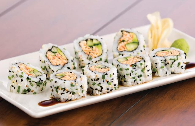 California Roll 2