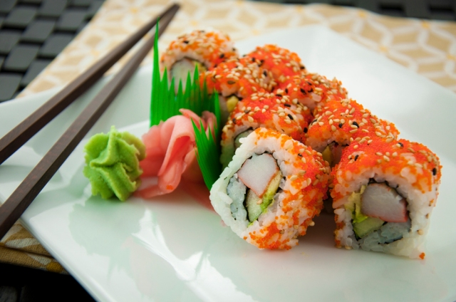 California Roll 5